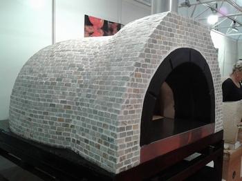 Amalfi oven AD90 betegeld