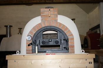 Pizzaoven Traditional Brick 110/70 3 kleuren